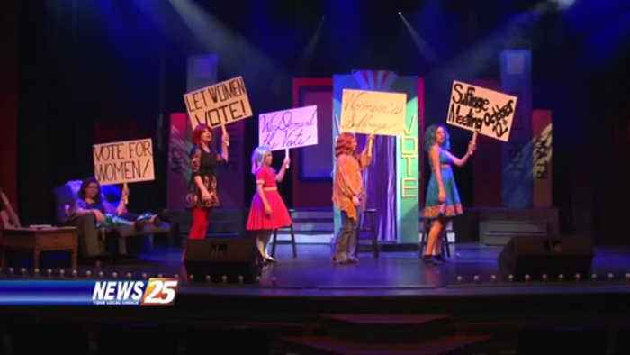 'Rising Stars' performing 'School House Rock' this weekend