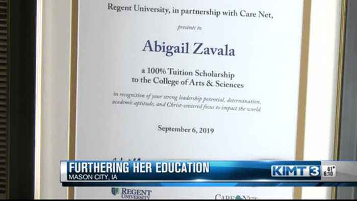 Scholarship Offered to young mother in need