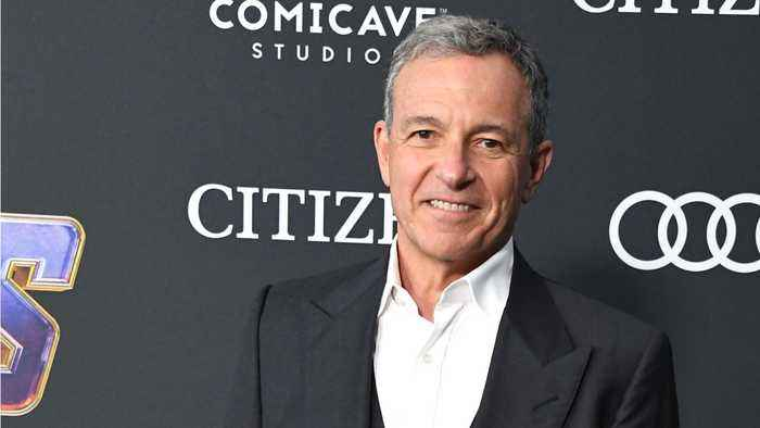 Disney CEO Bob Iger Leaves Apple's Board Of Directors