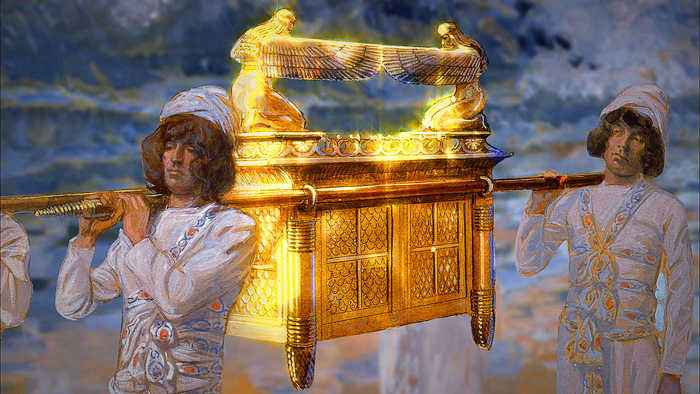 Ancient Aliens: What is the Ark of the Covenant's True Purpose?