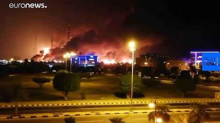 Drone attacks on Saudi Aramco facilities: Saudi media