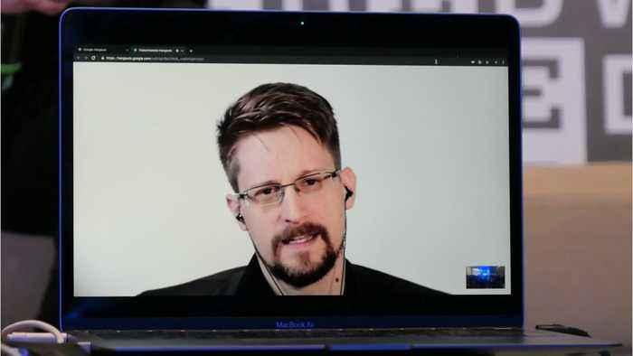 Snowden Hopes France Will Grant Asylum