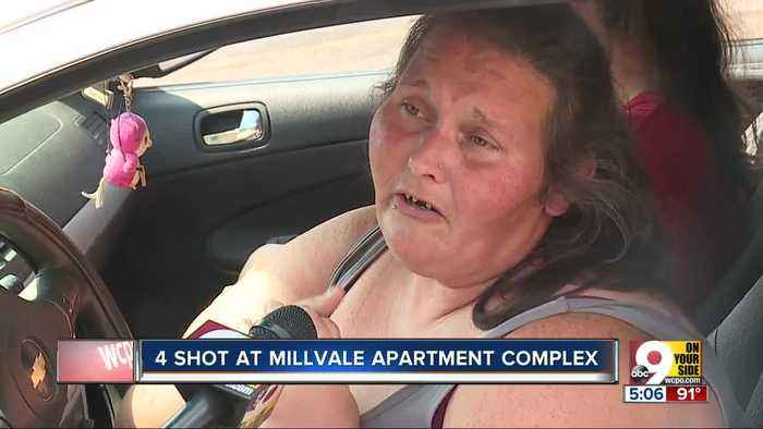 CPD: 4 shot, injured in Millvale apartment complex