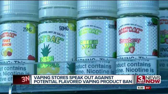 Potential Vaping Juice Ban