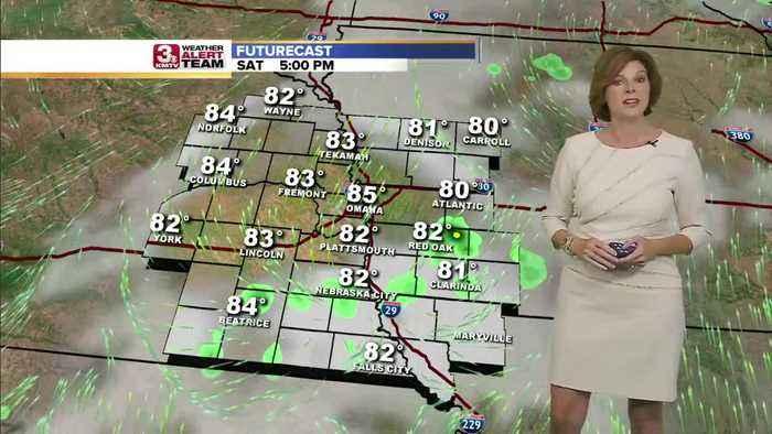 Jennifer's Evening Forecast