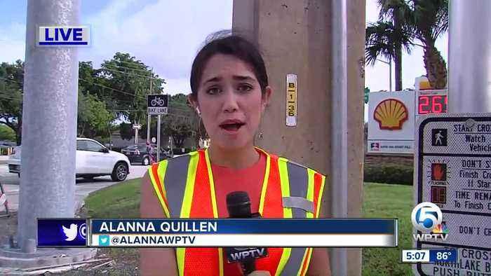 Pedestrian traffic crash highlights dangers around Palm Beach Gardens intersection