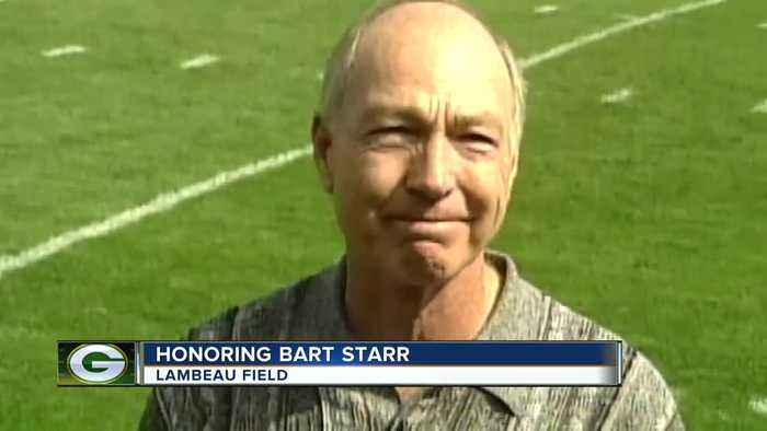 Former Packers talk about legacy of Bart Starr
