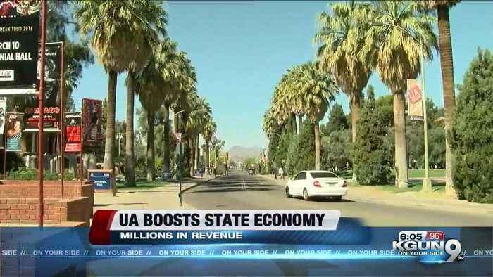 UA contributes to Arizona economy