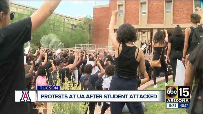 Two arrested for racist attack on black student at the University of Arizona