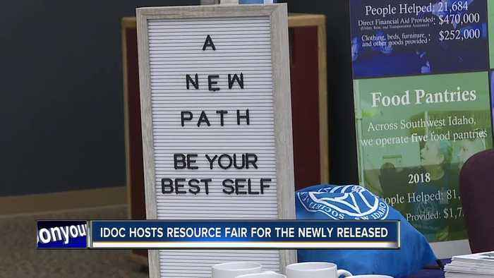 Local organizations provide newly released offenders with resources to succeed