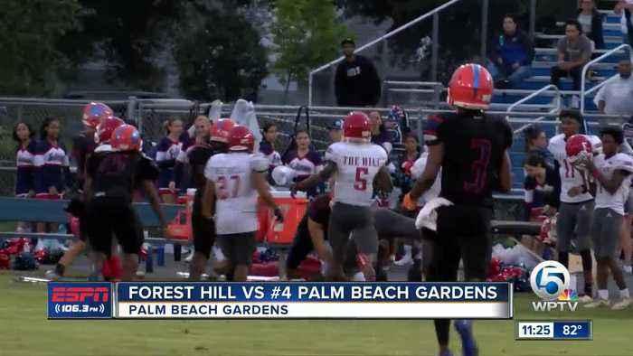 Palm Beach Gardens vs Forest Hill 9/13