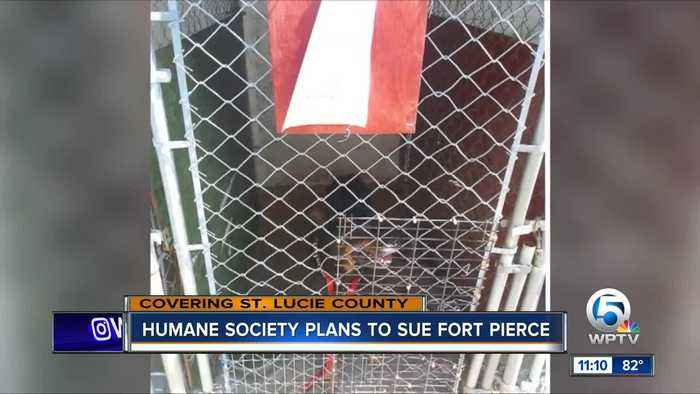 Humane Society to sue