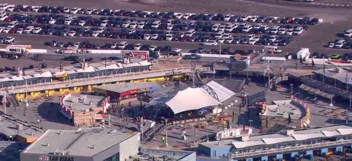 Weekend forecast from Las Vegas Motor Speedway