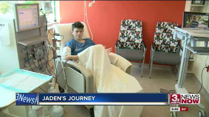 Bellevue teen hoping to find kidney donor match