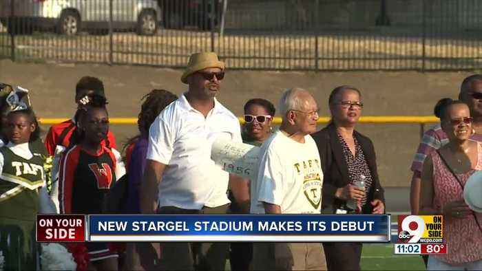 Taft Senators christen new Stargel Stadium with a win