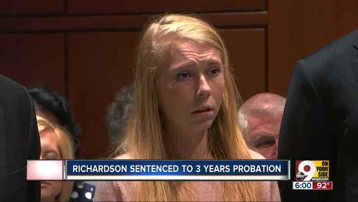 Brooke Skylar Richardson apologizes to community, family after murder trial