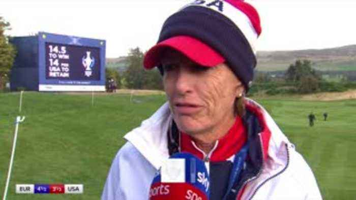 Inkster thrilled with USA finish