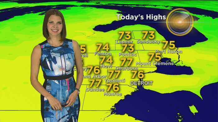 First Forecast Weather September 14, 2019 (Today)