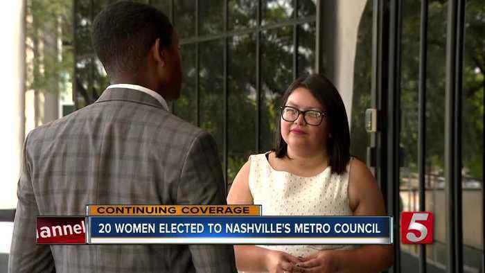 20 Women Elected to Nashville's Metro Council