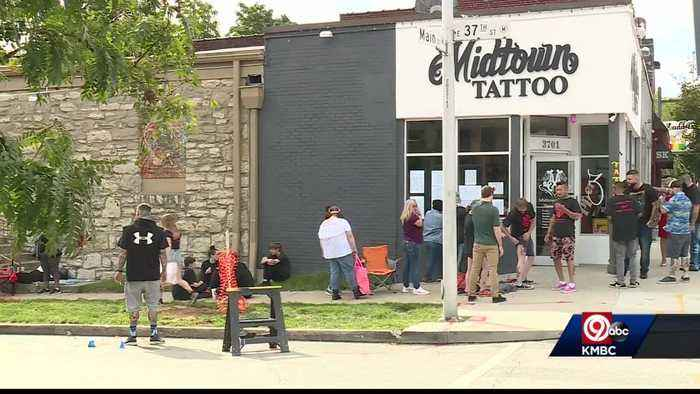 Friday the 13th means big business for tattoo shops