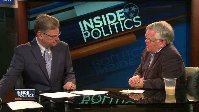 Inside Politics: Mayor-Elect John Cooper Pt2