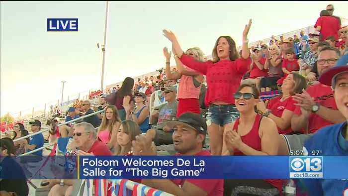 Folsom Welcomes De La Salle For the Big Game Of The Week