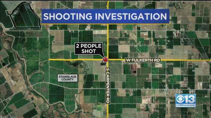 Police Investigating Shooting Near Turlock