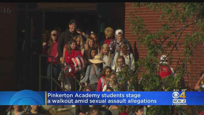 Pinkerton Academy Students Stage Walkout Over Sex Assault Allegations