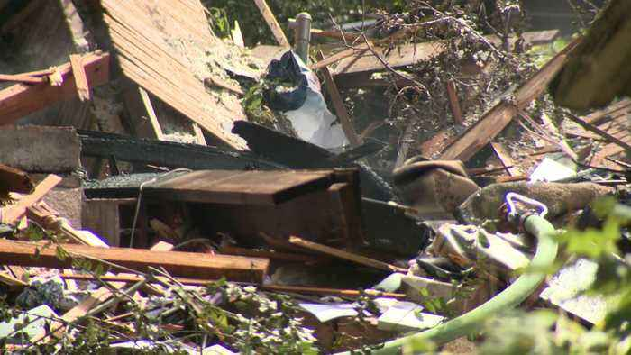 Blast from Des Moines Home Explosion Reached a Mile Radius