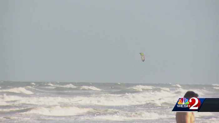 Cocoa Beach residents closely monitoring tropical depression near Florida's coast