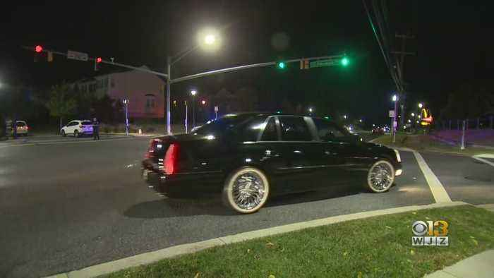 2 Pedestrians Struck, Seriously Injured In Baltimore County