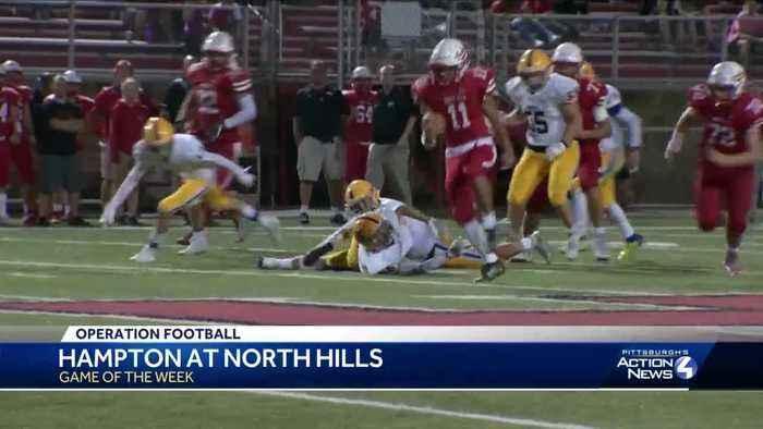 Game of the Week: North Hills defeats Hampton, stays unbeaten