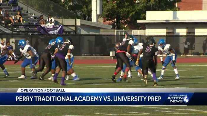 University Prep defeats Perry Traditional Academy