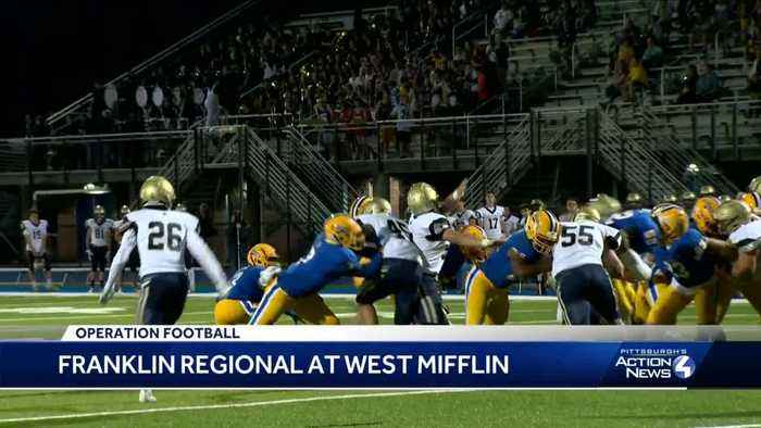 West Mifflin falls to Franklin Regional