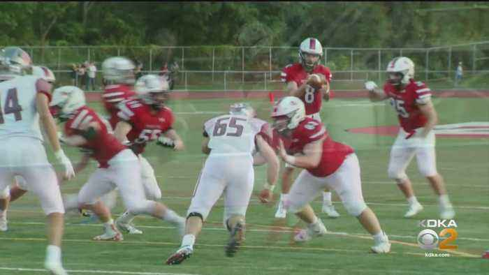 High School Football: West Allegheny Vs. Peters Township