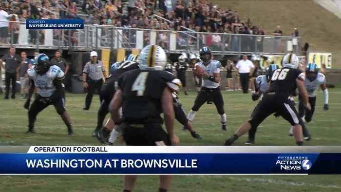 Washington defeats Brownsville