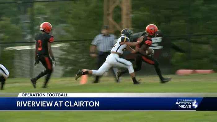 Clairton dominates Riverview