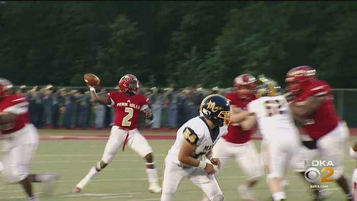 High School Football: Mars Vs. Penn Hills