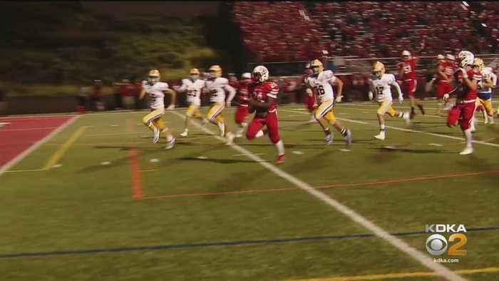 High School Football: Hampton Vs. North Hills