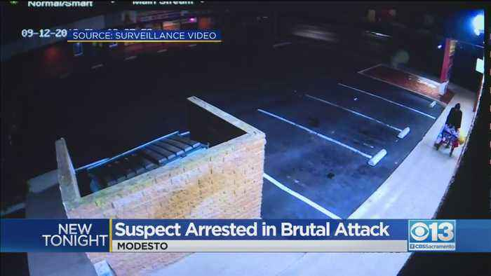 Suspect Arrested In Brutal Attack On 62-Year-Old Woman