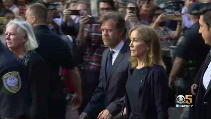 Felicity Huffman Heads to Short Prison Stay Possibly in Bay Area