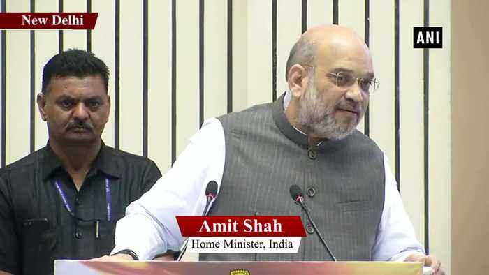Our nation needs one language Amit Shah
