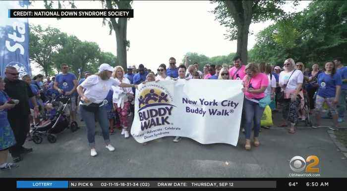 National Down Syndrome Society Celebrating 25th Anniversary Of Buddy Walk In Central Park