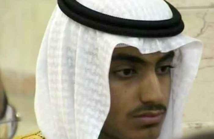 Osama bin Laden's son Hamza is dead -White House