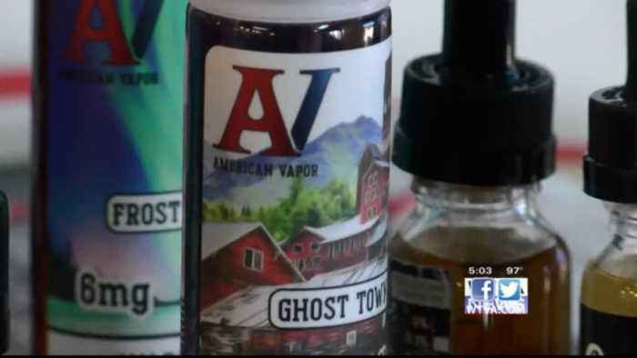 Local vape shop owner responds to controversy