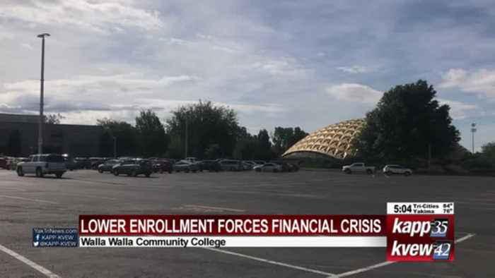 WWCC Enrollment drop, school-wide cuts