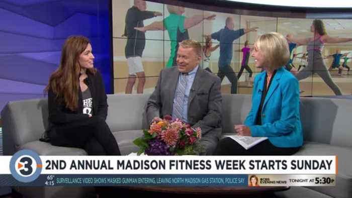 2nd annual Madison Fitness Week starts Sunday