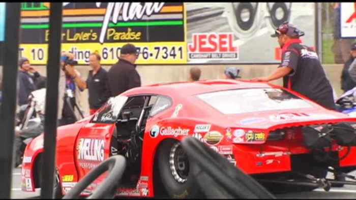 NHRA Nationals at Maple Grove