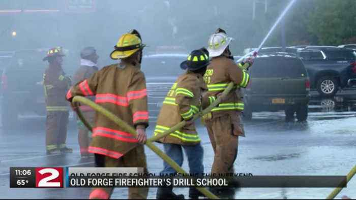 Old Forge hosting Fire Drills this weekend