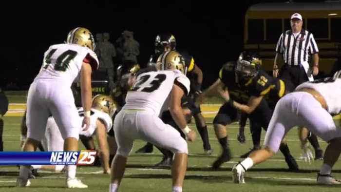 High School Football: D'Iberville vs. Poplarville